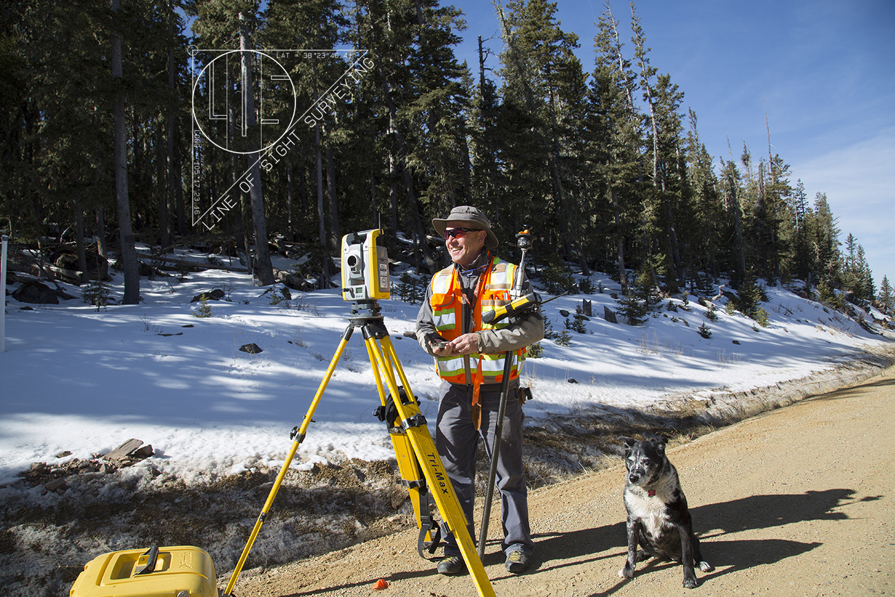 Line of Sight Surveying